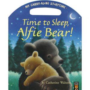 time-to-sleep-alfie-bear-ingles-divertido