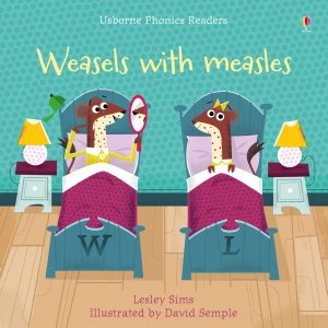 weasels-with-measles-ingles-divertido