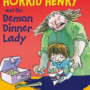 horrid-henry-and-the-demon-dinner-lady-ingles-divertido