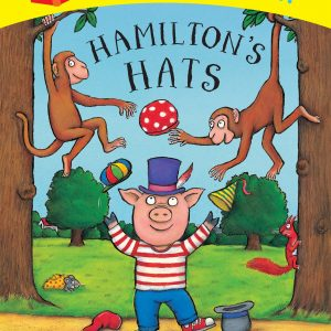 Let's-Read-Hamilton's-Hats-ingles-divertido
