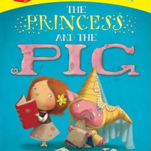 let's-read-the-princess-and-the-pig-ingles-divertido
