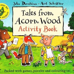 tales-from-acorn-wook-activity-book-ingles-divertido