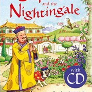 the-emperor-and-the-nightingale-with-cd-ingles-divertido