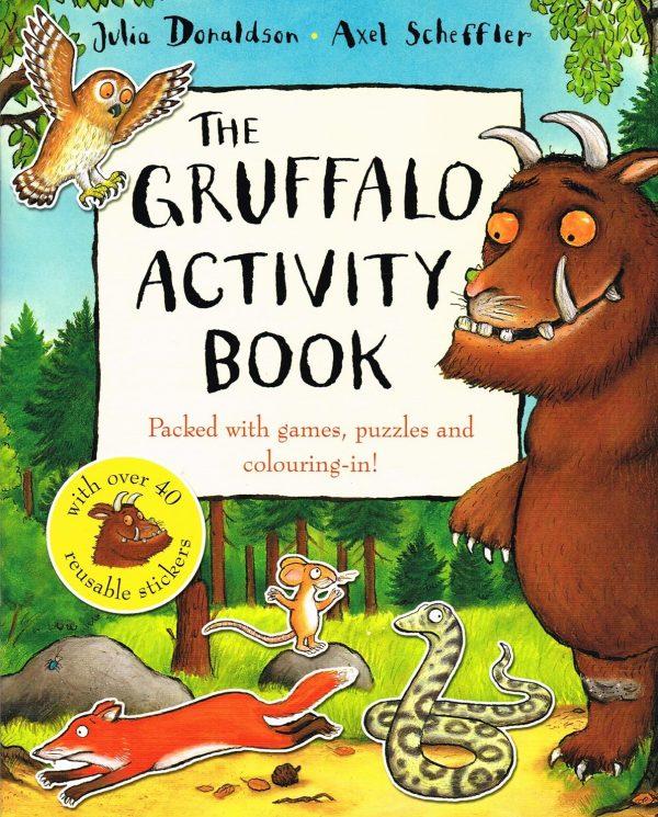 activity-book-the-gruffalo-ingles-divertido