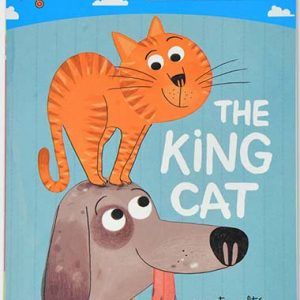 the-king-cat-time-to-read-ingles-divertido