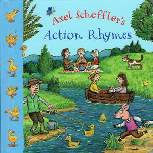 action-rhymes-ingles-divertido