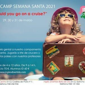 Urban Camp Semana Santa 2021 Inglés Divertido