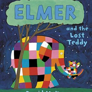 elmer-and-the-lost-teddy-ingles-divertido