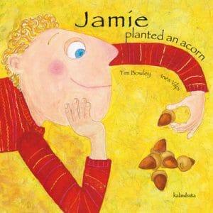 jamie-planted-an-acorn-ingles-divertido