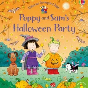poppy-and-sam's-halloween-party-ingles-divertido