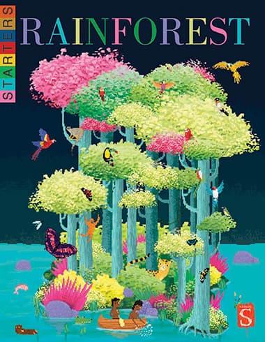 rainforest-starters-ingles-divertido