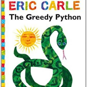 the-greedy-python-ready-to-read-ingles-divertido