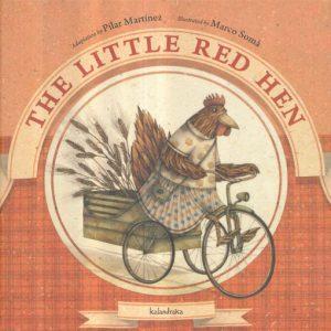 the-little-red-hen-kalandraka-ingles-divertido