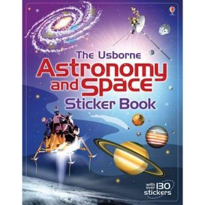 the-usborne-astronomy-and-space-sticker-book-ingles-divertido