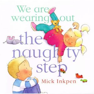 we-are-wearing-out-the-naughty-step-ingles-divertido