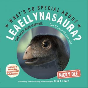 what's-so-special-about-leaellynasaura-ingles-divertido