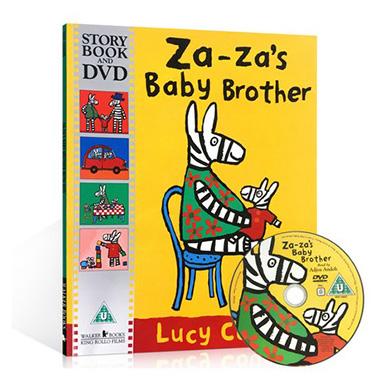 za-za's-baby-brother-ingles-divertido