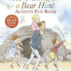 activity-fun-book-we're-going-on-a-bear-hunt-ingles-divertido