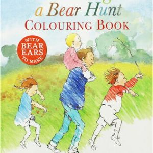 colouring-book-we're-going-on-a-bear-hunt-ingles-divertido