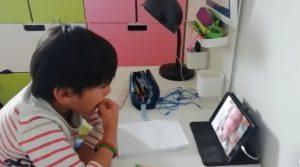 Clases online de inglés para niños de 6-7 años