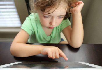 Inglés para niños de 2-3 años. Online