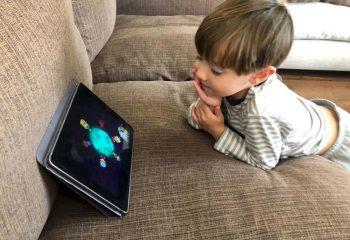Inglés para niños 4-5 años. Online
