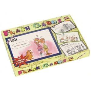 Flash Cards Adjetives