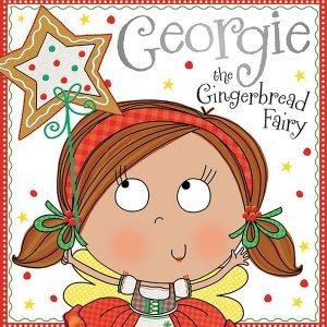 Georgie the Gingerbread Fairy