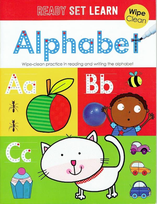 Alphabet - Ready Set Learn