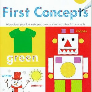 First Concepts - Ready Set Learn