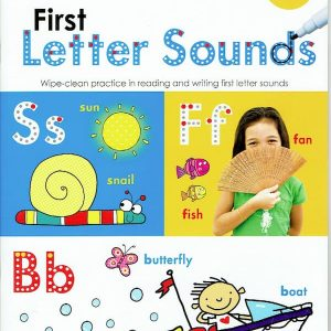 First Letter Sounds - Ready Set Learn
