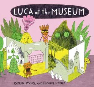 Luca at the Museum