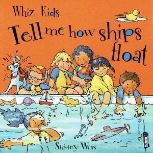 tell me how ships float