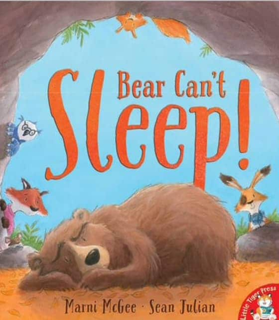 Bear Can't Sleep