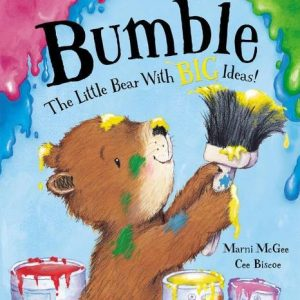 Bumble The Little Bear with Big Ideas!
