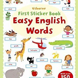 Easy English Words