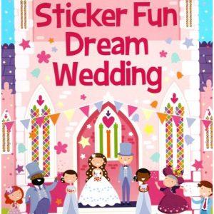 Sticker Fun Dream Wedding