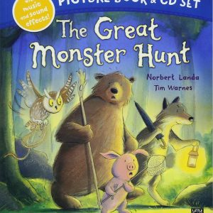 The Great Monster Hunt - Picture Book & CD Set