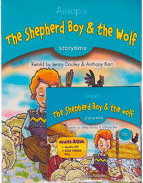 The Shepherd Boy & The Wolf