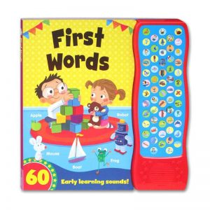 First Words Early Learning Sounds