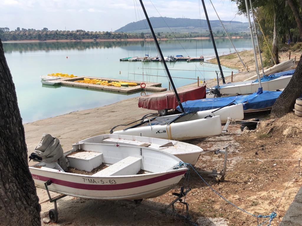 Instalaciones náuticas de la Universidad de Granada