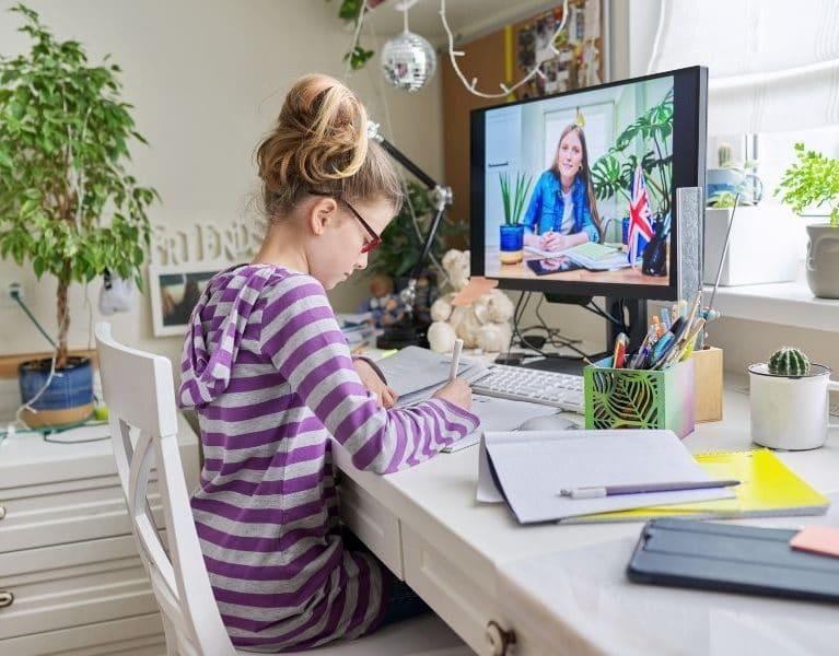 El mejor curso de inglés online para niños