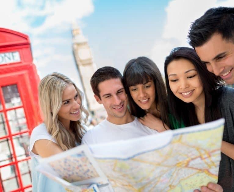 Expresiones en inglés para utilizar en viajes y de vacaciones.