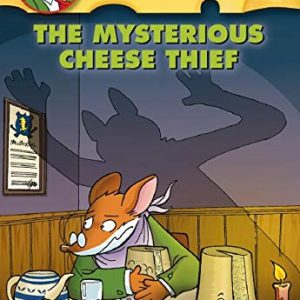 The Mysterious Cheese thief